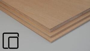 Okumesperrholz Standardformate