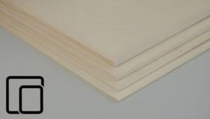 Pappelsperrholz Standardformate