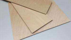 Flugzeugsperrholz 500 x 130 x 3 mm